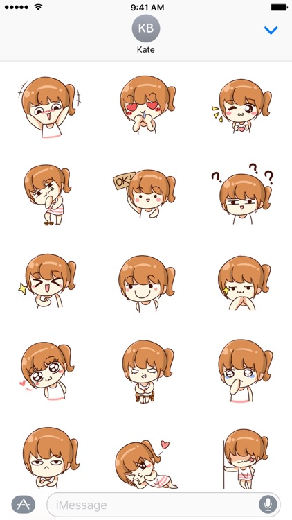 Dou Xiaomi's Daily Life − NHH Stickers screenshot-2