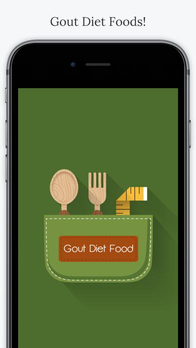 Gout Diet Foodsのおすすめ画像1