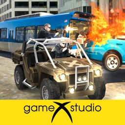 Crime City Jeep