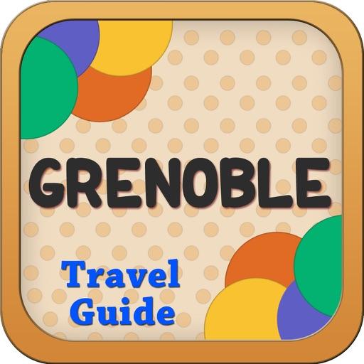 Grenoble Offline Map City Guide