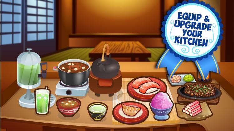 My Sushi Shop - Japanese Restaurant Manager Game screenshot-3