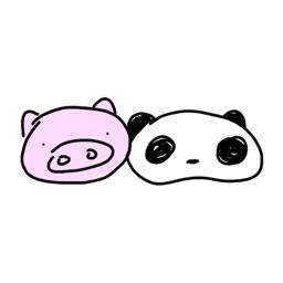 Mr. Pighead & Miss Lumlum
