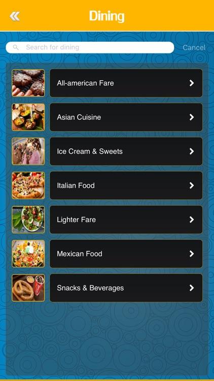 Best App for Six Flags Magic Mountain Guide screenshot-3