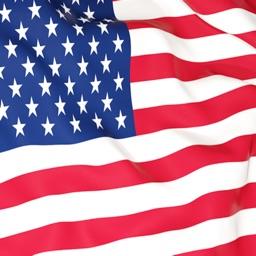 American USA Flags