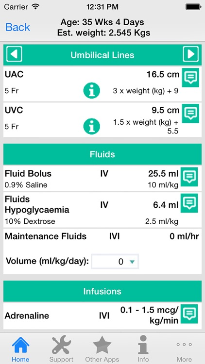Neonatology screenshot-4