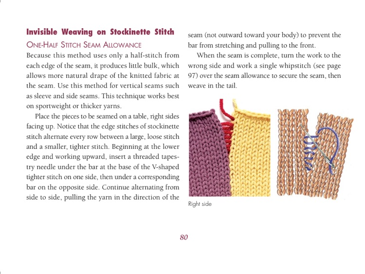 Knitter's Companion screenshot-3