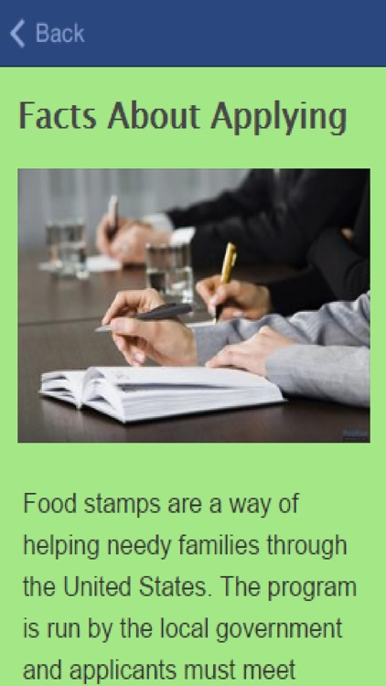 How To Apply For Food Stamps By Globalappz