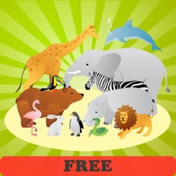 Animal World for Toddlers FREE