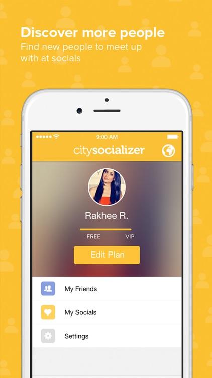 citysocializer screenshot-3
