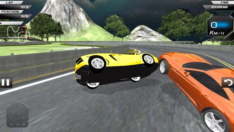 offroad Legends Car Racing Amazing Stunt Race PRO screenshot-4