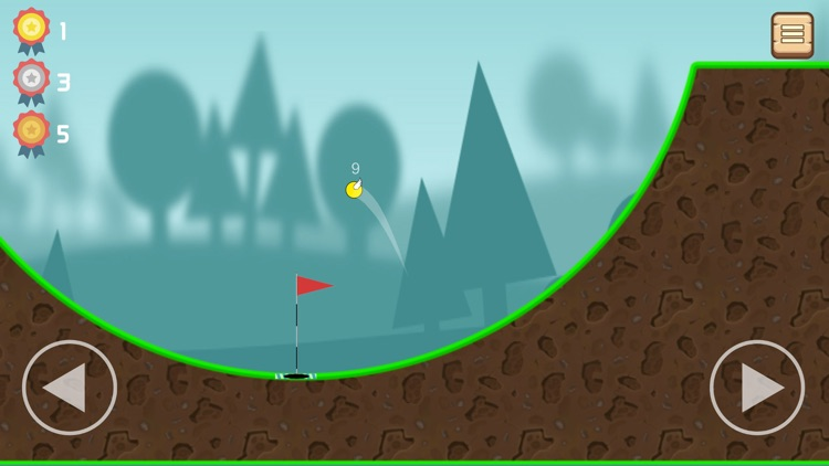 Bird Golf screenshot-1
