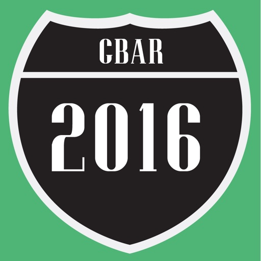 GBAR Roadshow 2016