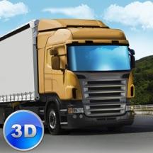 European Cargo Truck Simulator 3D Full