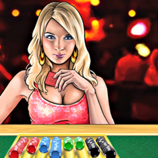 Super Lucky BlackJack - Free Slots Game