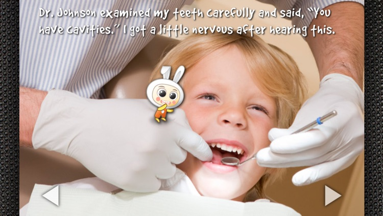 Going to the Dentist - Read & Learn Storybook screenshot-3