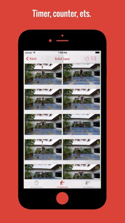 Kettlebell 100 screenshot-4