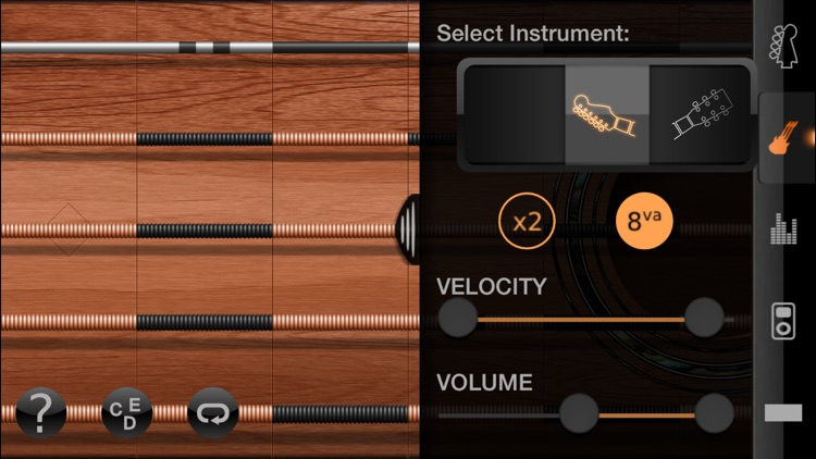 iFretless Guitar screenshot-4