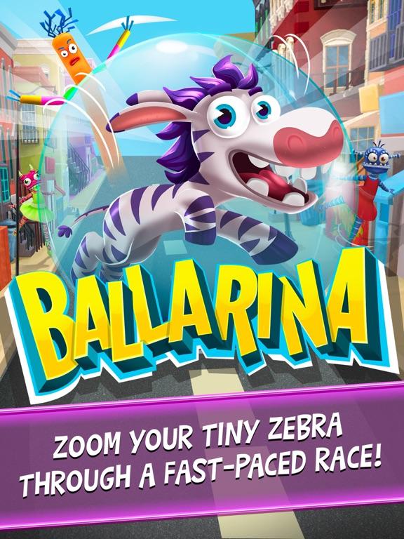 Ballarina - a GAME SHAKERS Appのおすすめ画像1