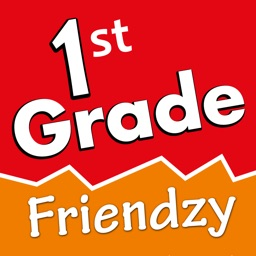 1st Grade Friendzy - Reading, Writing