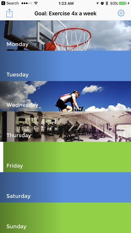 Exerweek screenshot-3