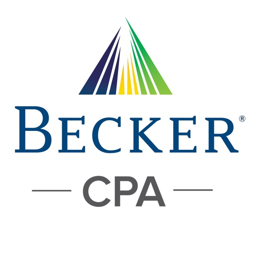 Becker cpa by becker professional development corporation study anytime anywhere with beckers mobile cpa exam review fandeluxe Images