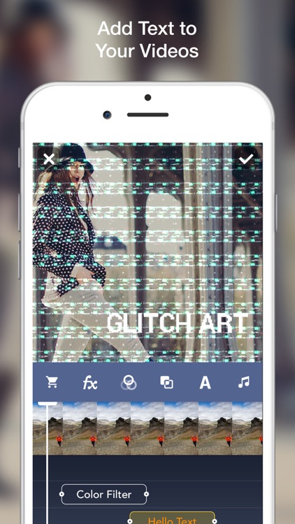 Glitch Art- Glitch Effect & Video Effects Editor screenshot-3