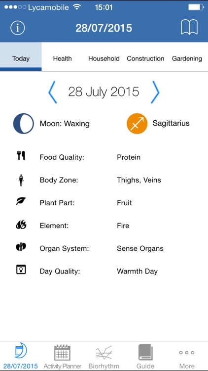 The Lunar Calendar screenshot-0
