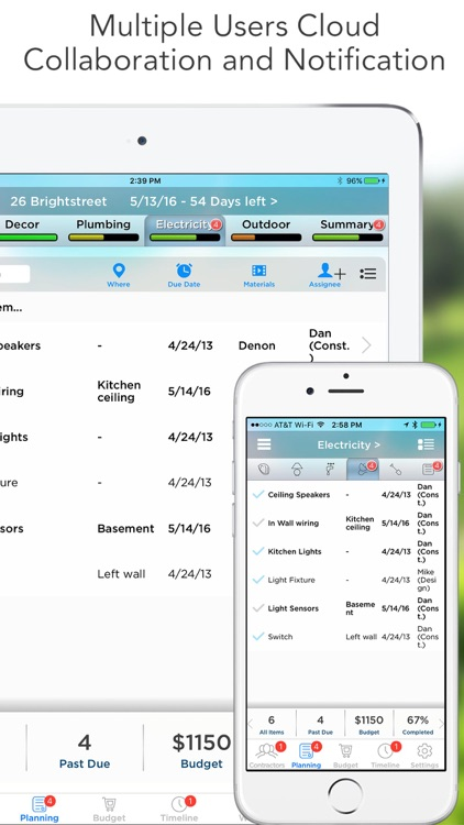 Home Improvement Planner (HIP) screenshot-4