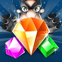 Jewel Blast Thief Quest Adventure – Match 3 Puzzle