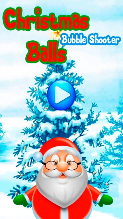 Bubble Shooter Christmas Balls screenshot-0