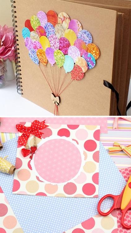 Scrapbook Design Ideas - Photo Frame Art Gallery screenshot-4