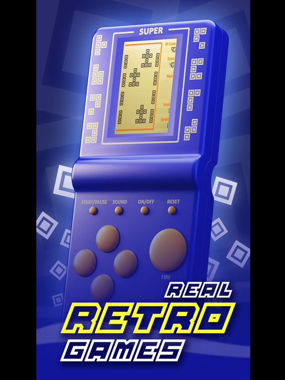 Real Retro Games Screenshots