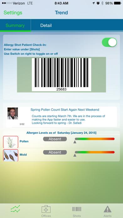 Allergy Pollen Countのおすすめ画像3