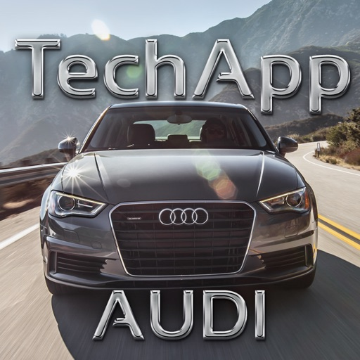 TechApp for Audi