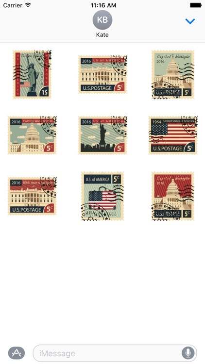 USA Stamps screenshot-4