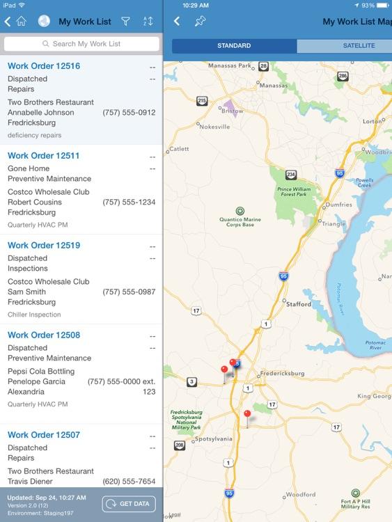 PENTA Mobile Field Service 20.1 screenshot-3