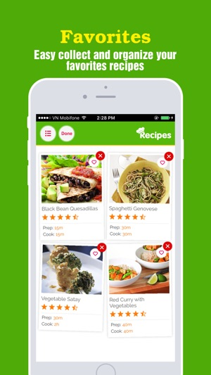Yummy clean eating probest of clean eating recipe en app store forumfinder Images