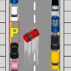 Drifting parallel parking