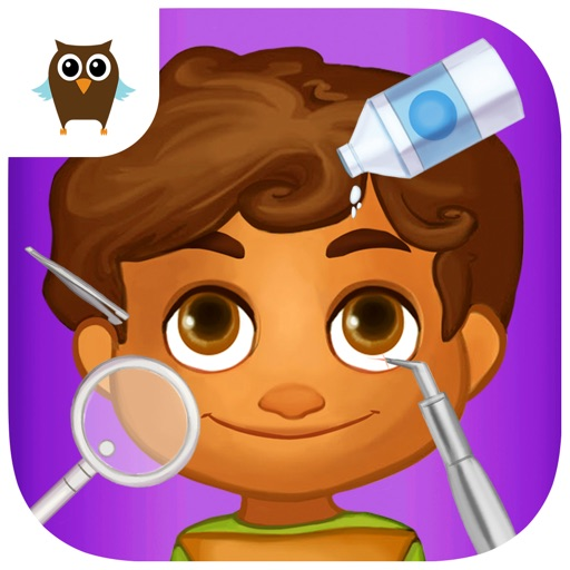 Wacky Doctor Kid's Clinic - Dentist, Eye, Ear & Nose