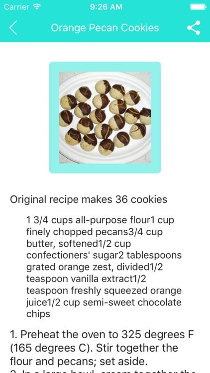 Xmas Special Recipes screenshot-3