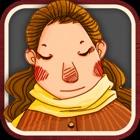 拇指童书-麦草、煤块和豆子 HD icon