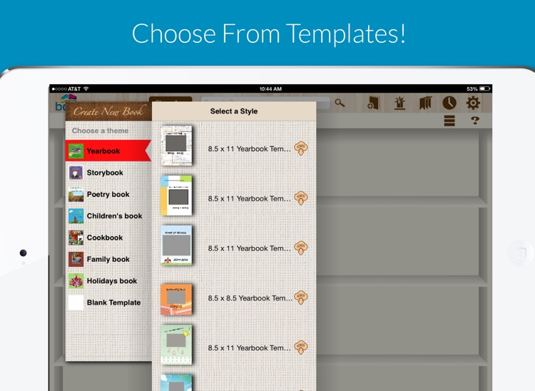 bookPress - Print Book Creator