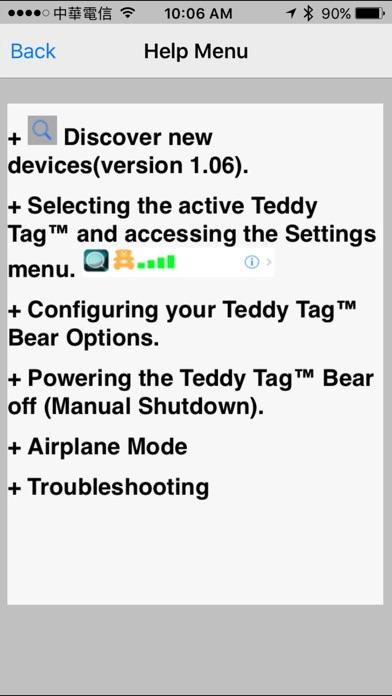 Teddy Tag screenshot three