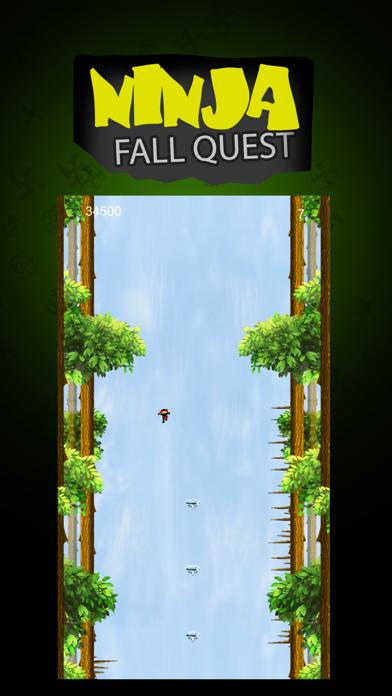 Ninja Fall Quest Free Edition screenshot four