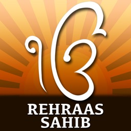 Rehraas Sahib Paath in Punjabi Hindi English