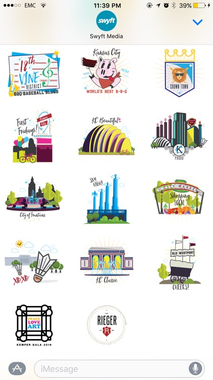 Emoji My City Pack