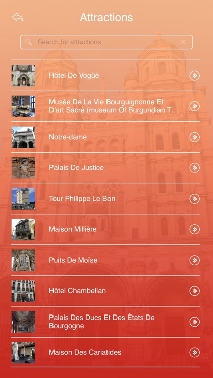 Dijon Travel Guide screenshot-2