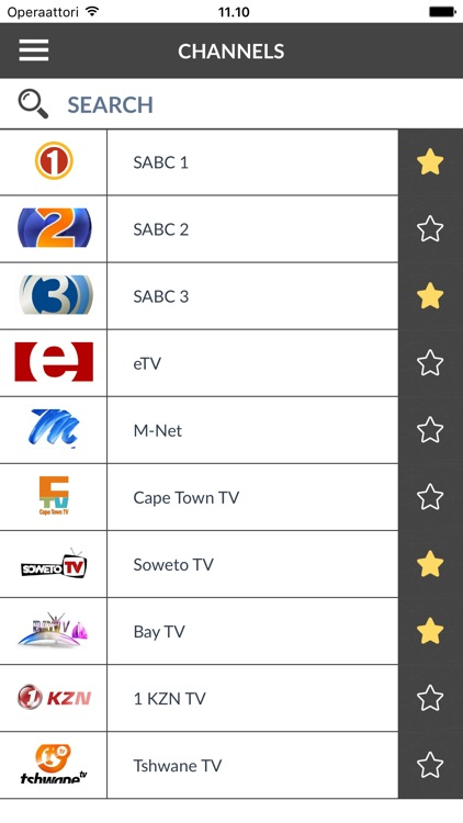 TV Uhlelo Program South Africa : the south-african TV listings (ZA)