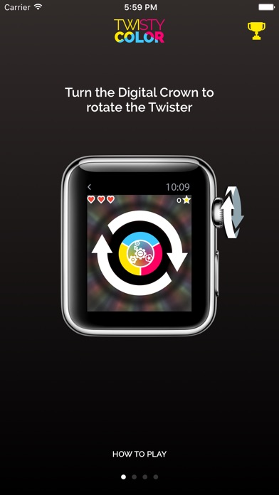 Twisty Color screenshot1