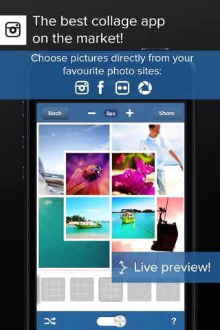 Giant Square PRO for Instagram IPA Cracked for iOS Free Download